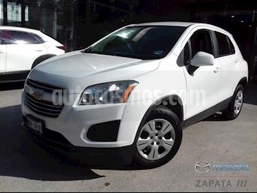 Chevrolet Trax LS usado (2016) color Blanco Galaxia precio $50,000