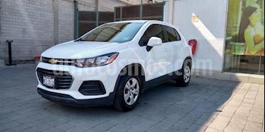 Chevrolet Trax LS usado (2018) color Blanco Galaxia precio $250,000