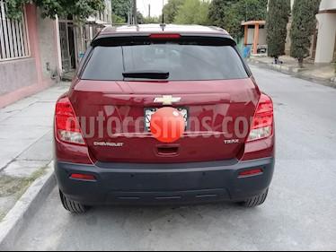 Chevrolet Trax LS usado (2014) color Rojo Tinto precio $167,000