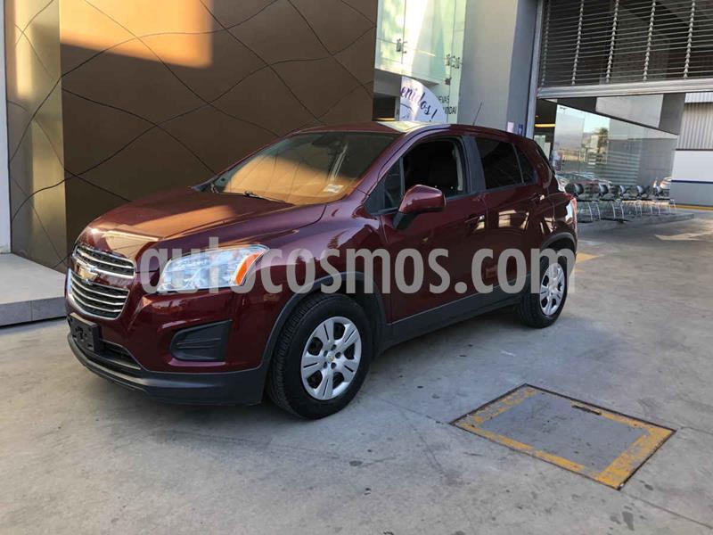 Chevrolet Trax LT usado (2016) color Marron precio $195,000