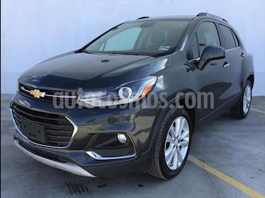 Chevrolet Trax Premier Aut usado (2019) color Gris Oscuro precio $315,000