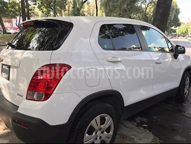 Chevrolet Trax LS usado (2016) color Blanco Galaxia precio $175,000