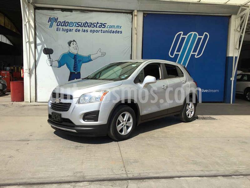 Chevrolet Trax LT Aut usado (2016) color Plata precio $114,000