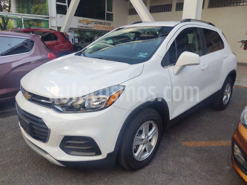 Chevrolet Trax LT usado (2020) color Blanco precio $326,000