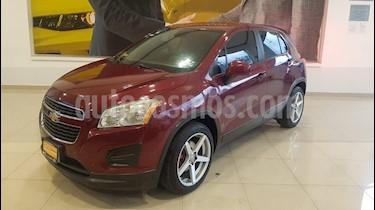 Chevrolet Trax LS usado (2015) color Rojo precio $160,900