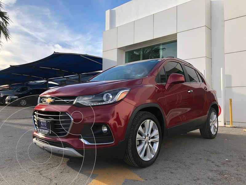 Chevrolet Trax Premier Aut usado (2018) color Rojo precio $280,000