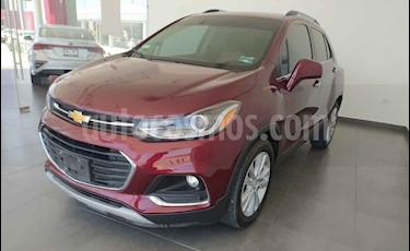 Chevrolet Trax Premier Aut usado (2017) color Rojo precio $250,000