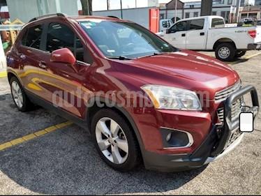 Foto Chevrolet Trax 5p LT L4/1.8 Aut usado (2014) color Rojo precio $197,000