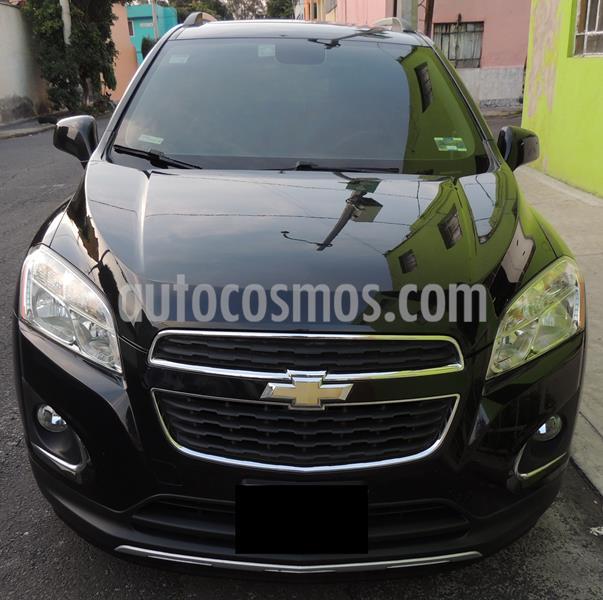Chevrolet Trax LTZ usado (2015) color Negro precio $207,000
