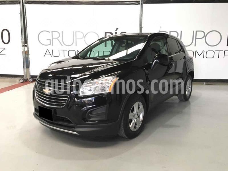 Chevrolet Trax LT Aut usado (2016) color Negro precio $205,000