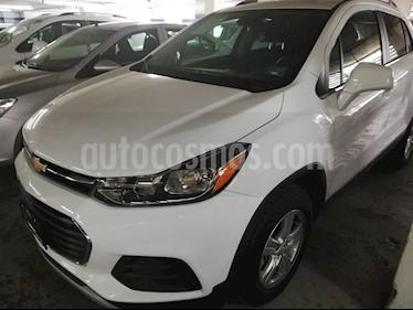 Chevrolet Trax LT usado (2020) color Blanco Galaxia precio $279,000