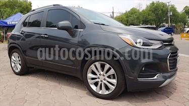 Chevrolet Trax Premier Aut usado (2019) color Gris Oscuro precio $330,000