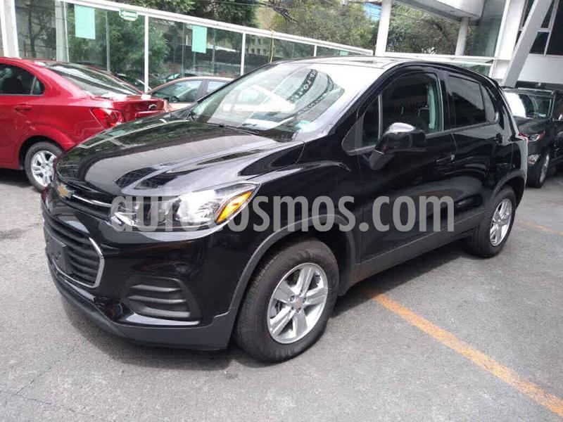 Chevrolet Trax LS usado (2019) color Negro precio $259,000