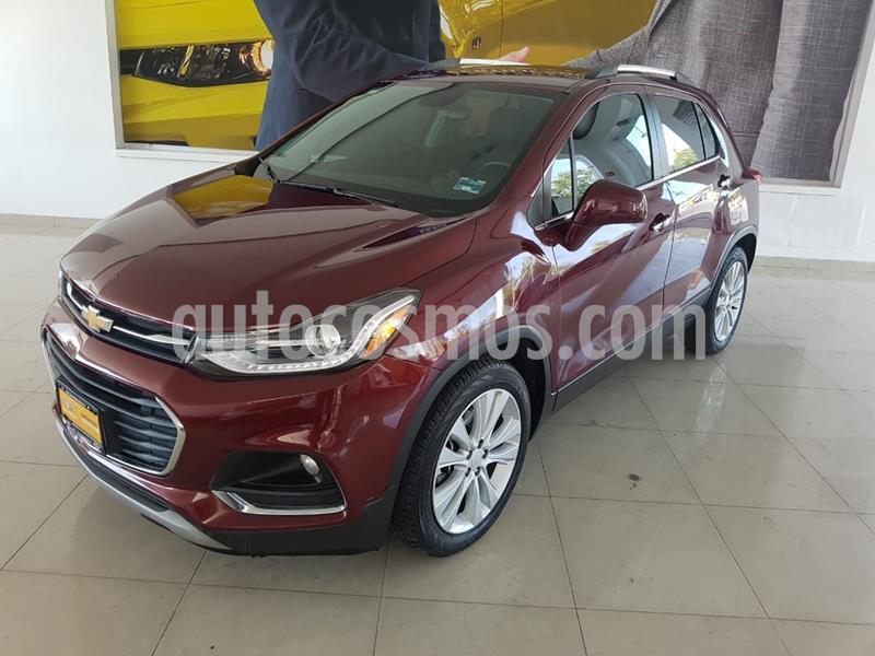 Chevrolet Trax Premier Aut usado (2017) color Rojo Cobrizo precio $278,720