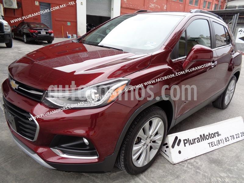 Chevrolet Trax Premier Aut usado (2017) color Rojo precio $264,000