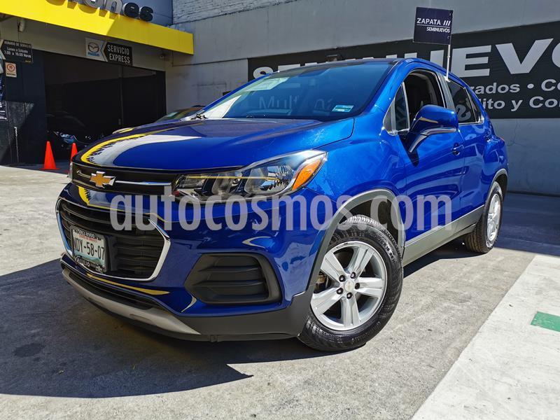 Foto Chevrolet Trax LT Aut usado (2017) color Azul Oscuro precio $220,000