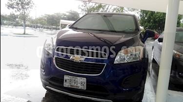 Chevrolet Trax LT Aut usado (2015) color Azul precio $155,000