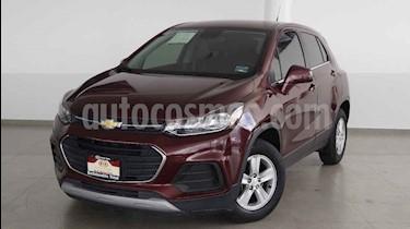 Chevrolet Trax 5p LT L4/1.8 Aut usado (2017) color Vino Tinto precio $255,000