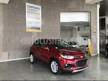 Chevrolet Trax Premier Aut usado (2018) color Rojo precio $295,000