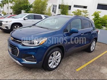 Chevrolet Trax Premier Aut nuevo color Azul precio $375,000
