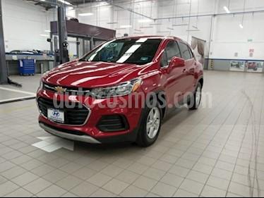 Chevrolet Trax LT Aut usado (2018) color Rojo precio $275,000