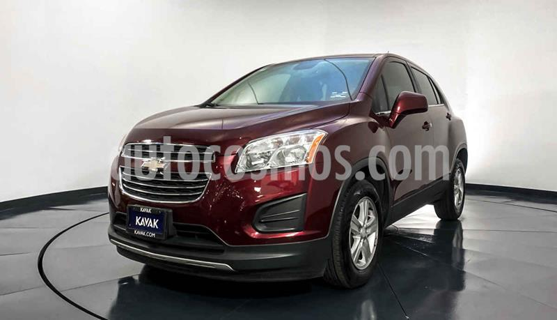 Chevrolet Trax LS usado (2015) color Rojo precio $214,999