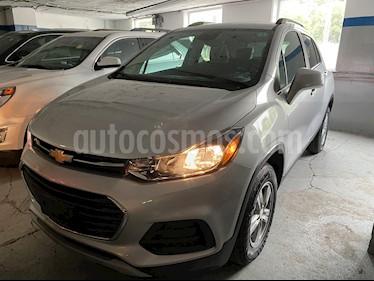 Chevrolet Trax LT usado (2020) color Plata Brillante precio $279,900