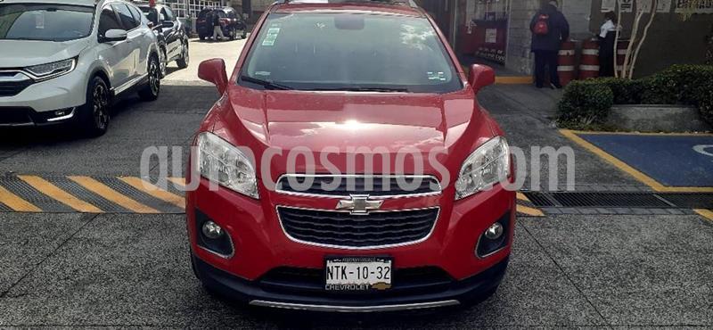 Chevrolet Trax LTZ usado (2015) color Rojo precio $197,000