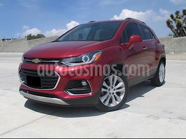 Foto venta Auto usado Chevrolet Trax Premier Aut (2018) color Rojo Tinto precio $320,000