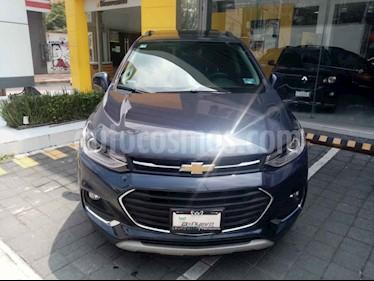 Foto venta Auto usado Chevrolet Trax Premier Aut (2019) color Azul precio $339,000