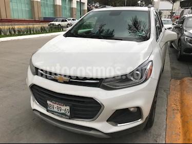 Foto venta Auto usado Chevrolet Trax Premier Aut (2017) color Blanco Galaxia precio $270,000