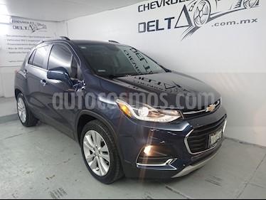 Foto venta Auto Seminuevo Chevrolet Trax Premier Aut (2018) color Azul Acero precio $337,000