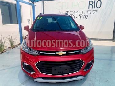 Foto Chevrolet Trax Premier Aut usado (2017) color Rojo Victoria precio $259,000