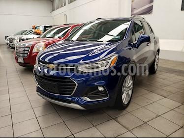 Foto venta Auto Seminuevo Chevrolet Trax Premier Aut (2017) color Azul Oscuro precio $305,000
