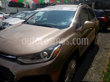 foto Chevrolet Trax Premier Aut usado (2018) color Dorado precio $315,000