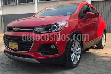 Foto venta Auto usado Chevrolet Trax Premier Aut (2018) color Rojo precio $295,000