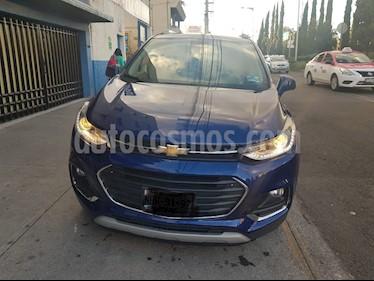 Foto venta Auto usado Chevrolet Trax Premier Aut (2017) color Azul Oscuro precio $260,000