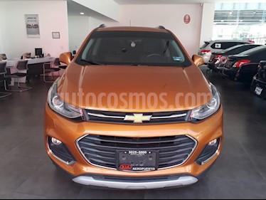 Foto venta Auto Seminuevo Chevrolet Trax Premier Aut (2017) color Naranja Metalico precio $264,000