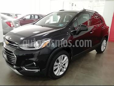 Foto venta Auto Seminuevo Chevrolet Trax Premier Aut (2018) color Negro precio $342,000