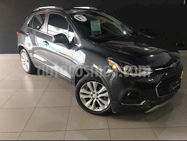 Foto venta Auto usado Chevrolet Trax Premier Aut (2017) color Gris Metalico precio $255,000