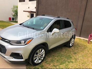 Chevrolet Trax Premier Aut usado (2017) color Plata Brillante precio $270,000