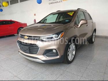 Foto venta Auto usado Chevrolet Trax Premier Aut (2018) color Dorado precio $345,000