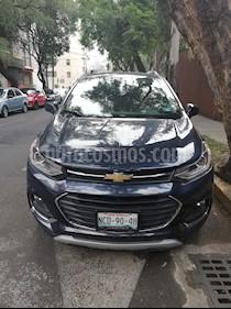 Chevrolet Trax Premier Aut usado (2018) color Azul Oscuro precio $305,000