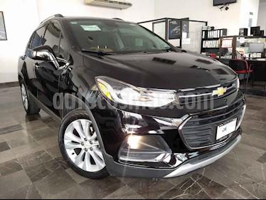 Foto venta Auto usado Chevrolet Trax Premier (2017) color Negro precio $253,000