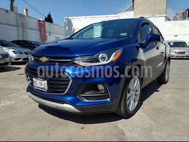 Foto venta Auto usado Chevrolet Trax Premier (2017) color Azul precio $285,000