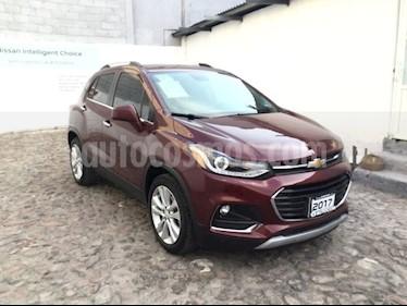 Foto venta Auto usado Chevrolet Trax TRAX C PREMIER (2017) color Rojo Barroco precio $290,000