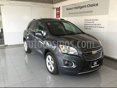 "Foto venta Auto usado Chevrolet Trax TRAX PAQ. ""C"" LTZ (2016) color Gris Oxford precio $245,000"