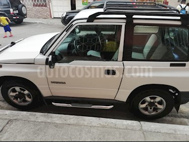 foto Chevrolet Trooper 3P 4X4 TM AA usado (2006) color Blanco precio u$s10.000