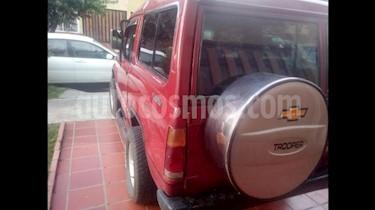 Foto venta Carro usado Chevrolet Trooper STD (1995) color Rojo precio $16.200.000