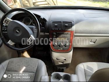 Chevrolet Uplander  3.9 Aut usado (2009) color Plata precio $5.700.000